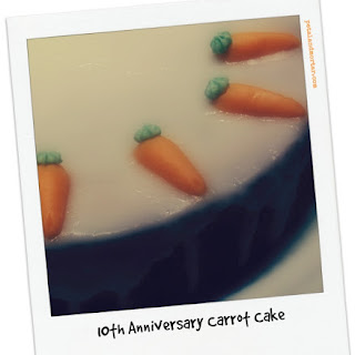 The Tale of a Carrot Cake (A-Z).