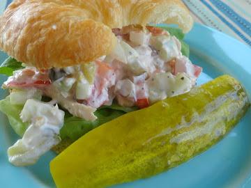 Cool Cucumber Sandwiches Recipe