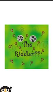 The Riddler - náhled