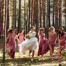 Wedding photographer Darya Kalachik (dashakalachik). Photo of 31.10.2018