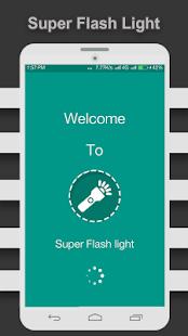 Super Flash Light 2018 - náhled
