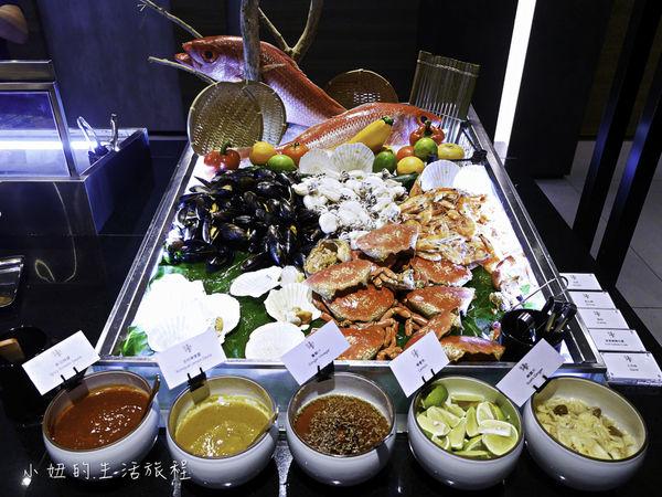 礁溪寒沐酒店MU TABLE,吃到飽自助餐buffet,水平直逼礁溪老爺自助餐啊~