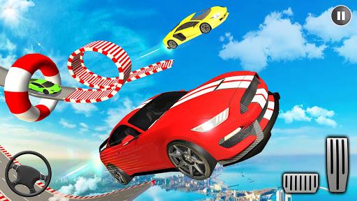 Muscle Car Stunts 3D Mega Ramp Racing Car Games 1.01 screenshots 4