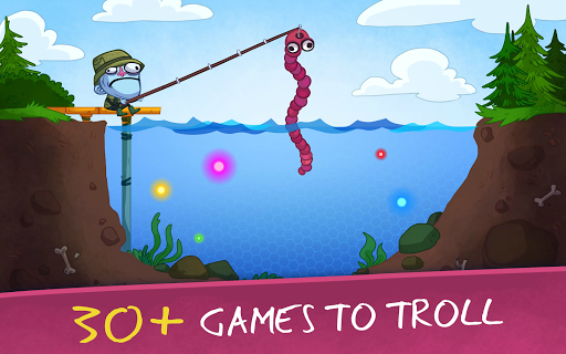 Troll Face Quest: Video Games 2 - Tricky Puzzle 1.6.0 screenshots 7