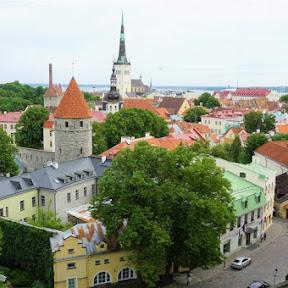 「死のダンス」は必見!エストニア・タリンが誇る中世芸術の至宝を展示する聖ニコラス教会