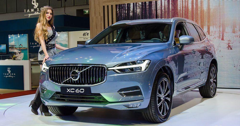 Volvo XC60 2020 được trang bị tất cả những công nghệ mà người dùng mong đợi
