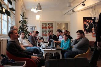 Photo: Intro session
