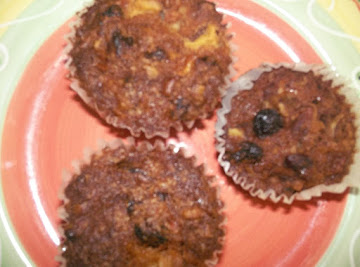 Bea's Morning Glory Muffins Recipe