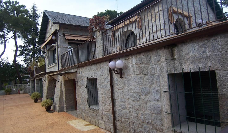 Maison avec piscine et terrasse Torrelodones