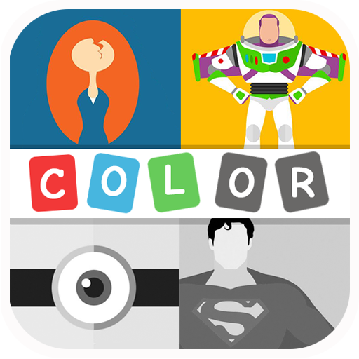 Color the Character