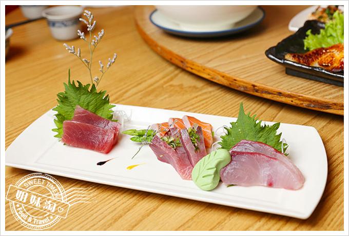 大手町日本料理生魚片
