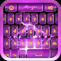 Purple Magic Keyboard icon