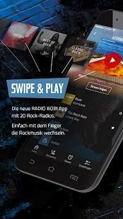 myBOB - die RADIO BOB!-App - náhled