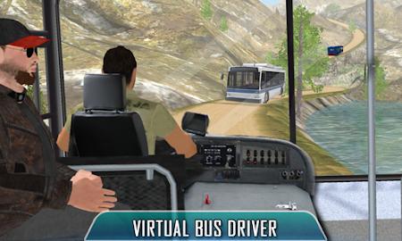 Hill Tourist Bus Driving 1.3.2 screenshot 676964