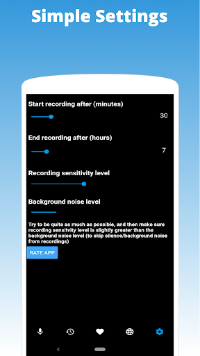 Dream Talk Recorder screenshot 5