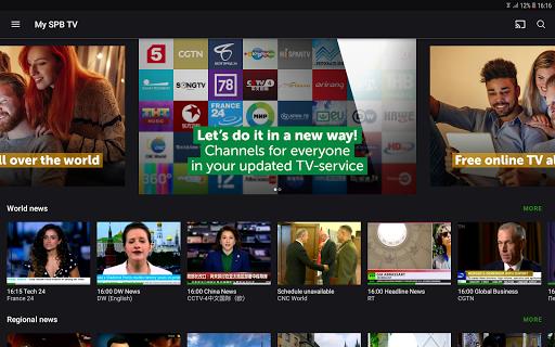 SPB TV 2  screenshot 9