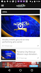 WMBB News 13- screenshot thumbnail