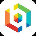 XBase - like & share interests icon