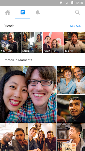 Moments by Facebook screenshot 4