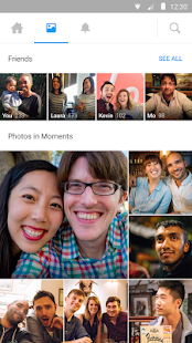 Moments by Facebook- screenshot thumbnail