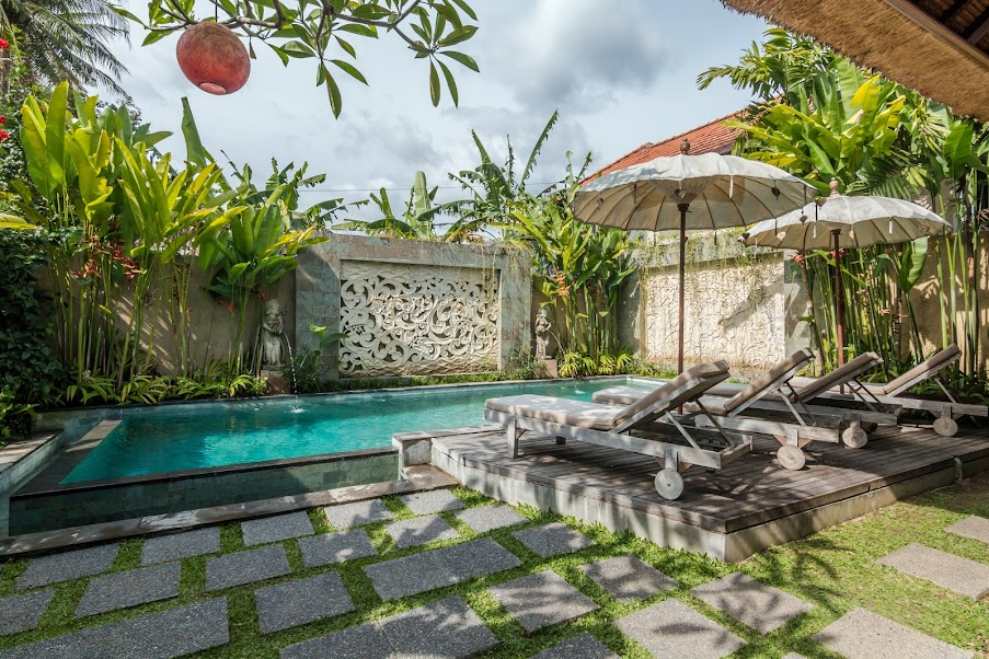 ubud best hotel stay