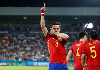 L'Espagne écarte l'Italie et se qualifie en finale de l'Euro U21