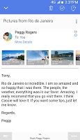 screenshot of TypeApp mail - email app