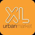 XL Urban Market icon