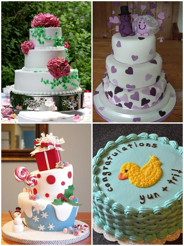 cake design ideas screenshot