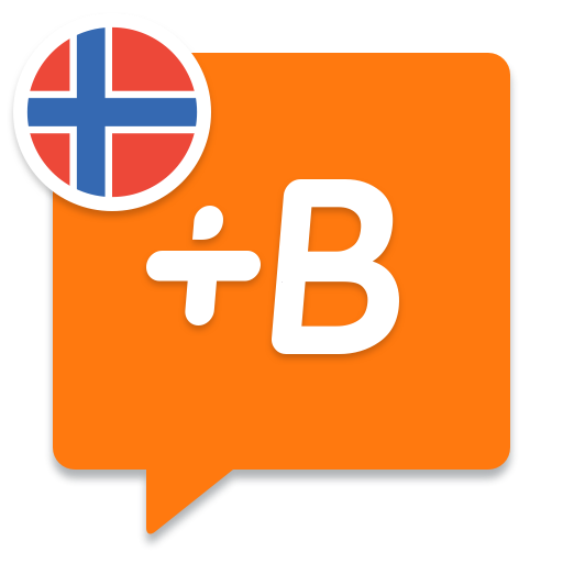 Babbel – Learn Norwegian Icon