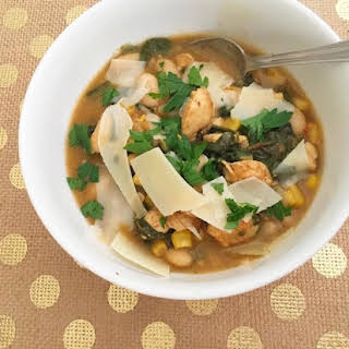 Chicken and White Bean Chili.