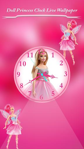 Doll Princess Clock Live Wallpaper Apk Download Apkpure Co