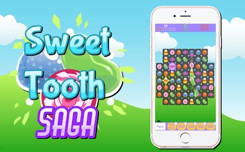 Sweet Tooth Saga screenshot 0
