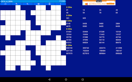 Number Fill in puzzles - Numerix, numeric puzzles 6.6 Screenshots 13