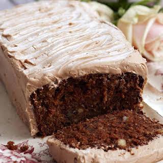Chocolate Hummingbird Loaf Cake.