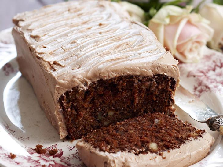 Chocolate Hummingbird Loaf Cake