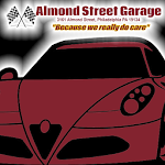 Almond Street Garage Icon