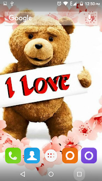 Download cute teddy bear wallpaper by hd wallpaper store apk cute teddy bear wallpaper by hd wallpaper store poster voltagebd Images
