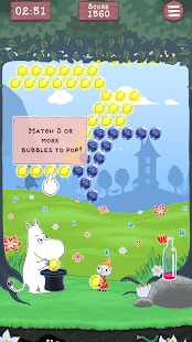 Moomin Bubble- screenshot thumbnail