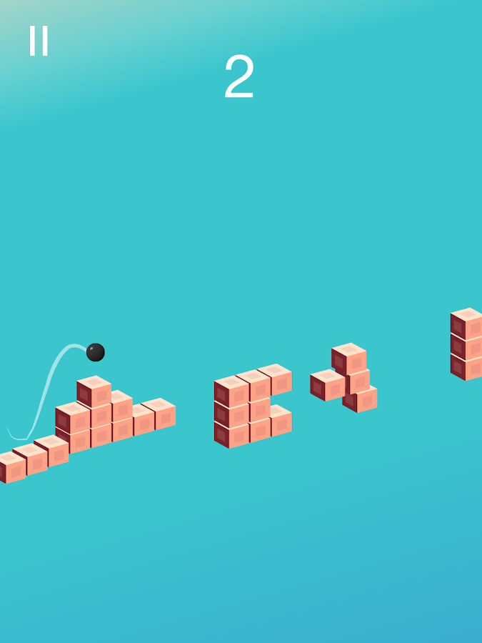 Screenshots of Ball Jump for iPhone
