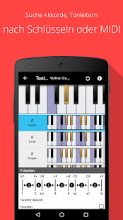 Piano Companion PRO: Akkord Screenshot