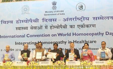 Image result for International Convention on World Homoeopathy Day