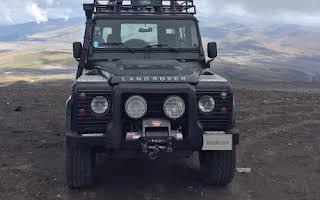 Land Rover Defender Rent Pichincha