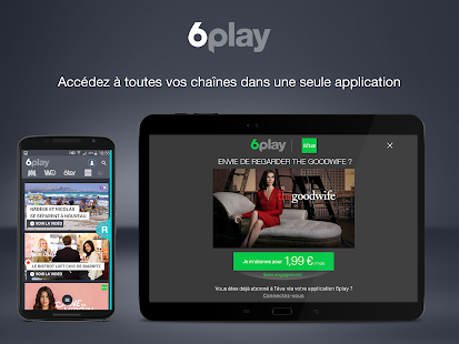 6play, TV en direct et replay- screenshot thumbnail