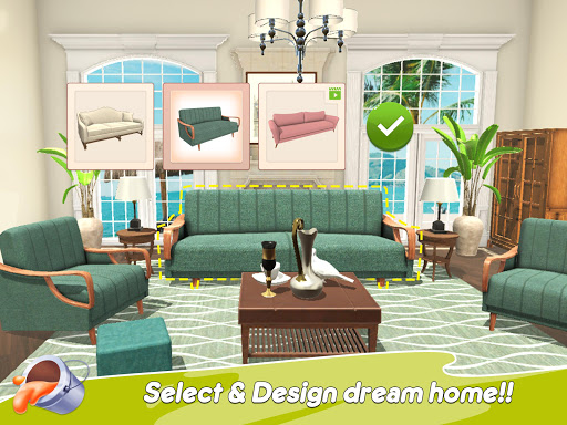Home Paint: Color by Number & My Dream Home Design android2mod screenshots 13
