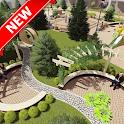 Diseños de planos de Parques - Arquitectura icon