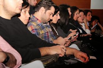 Photo: KatılımcılarTwitter üzerinden #gelecekgunu hasthtag'ine mesaj atarak bir birinden güzel hediyeler kazandılar. www.gelecekgunu.org