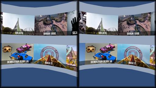 VR Thrills: Roller Coaster 360 (Google Cardboard) 1.6.2 4