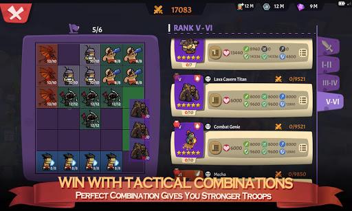 Code Triche Alchemy War: Clash of Magic apk mod screenshots 3