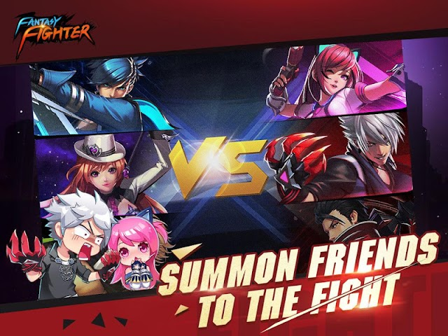 android Fantasy Fighter Screenshot 9